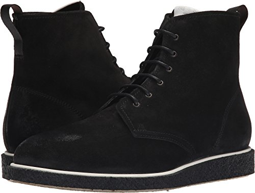 rag & bone Men's Elliot Lace Boot Black Waxy 11 D US