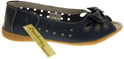 Studio Navy beige blue Footwear blue Bow navy Blu pink berry Ballerine donna black white 7ttfdwq