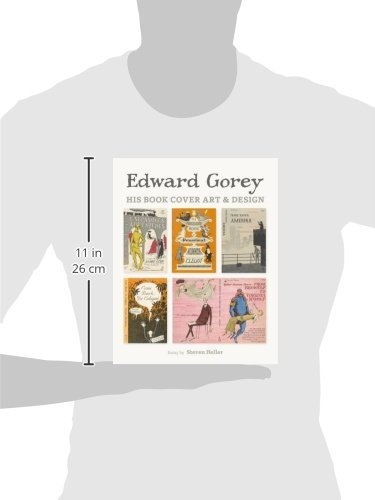 Edward Gorey Book Cover Art ~ Edward gorey his book cover art and design amazon