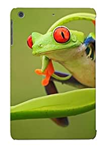 Hot Tpu Cover Case For Ipad/ Mini/mini 2 Case Cover Skin - Frog