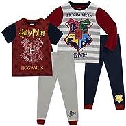 HARRY POTTER Boys' Hogwarts Pajamas 2