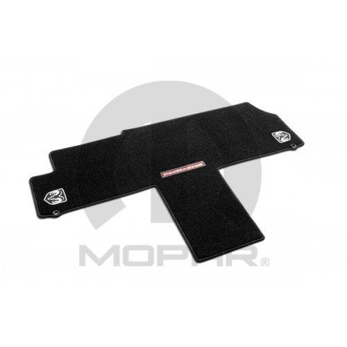 Dodge ProMaster W/ Bucket Seats Mopar Premium Front Carpet Mats ()