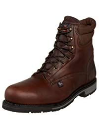 "Thorogood Men's American Heritage 8"" Safety Toe Boot"