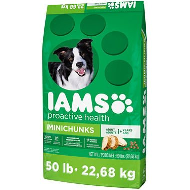 Used, Iams Proactive Health Dog Food, Adult MiniChuncks (50 for sale  Delivered anywhere in Canada