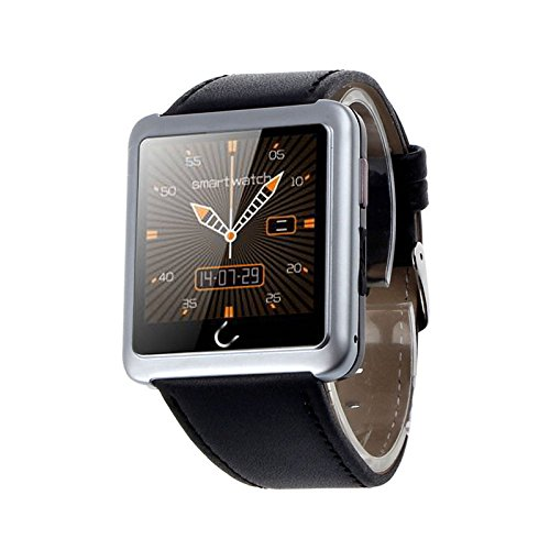 Bocideal® Hi-Tech 1PC U10 Bluetooth elegante reloj de ...