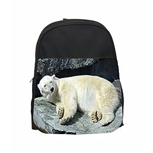 Polar Bear Jacks Outlet TM PreSchool Children's Backpack, Lunch Bag and Pencil Case set