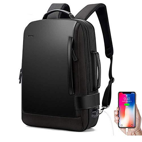 External 20l amp; Inch Laptop Travel 15 Backpack Qcc Charge Anti Theft Shoulders Men Waterproof 6 Usb c4jL3RqA5