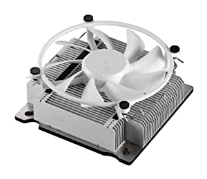 Phanteks Ultra Low Profile CPU Cooler with 3x6 mm Embedded Copper Heat-Pipes and PH-F90PWM Premium Fan PH-TC90LS
