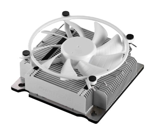 - Phanteks Ultra Low Profile CPU Cooler with 3x6 mm Embedded Copper Heat-Pipes and PH-F90PWM Premium Fan PH-TC90LS