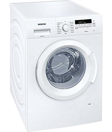 Siemens WM14K227 iQ300 Waschvollautomat / A+++ / 7 kg / 1400 rpm / Spezialprogramm für Sport- und Outdoor-Bekleidung / weiß