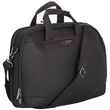 Case SAMSONITE U4309002 16'' PILLOW 3 toploader S, computer, pocket, black