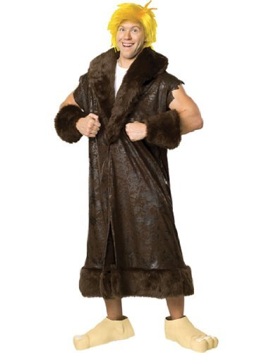 The Flintstones Barney Rubble Costume for Men