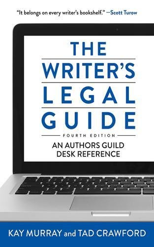 The Writer's Legal Guide, Fourth Edition by Brand: Allworth Press