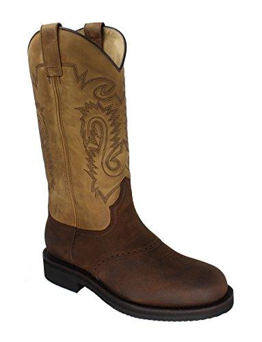 Sendra Boots 12437 Doctor Dune Chocolate Terminacion Mate - Uomini E Donne Roper