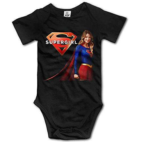 TANXJ Supergirl Baby Climbing Clothes (Supergirl Crop Top)