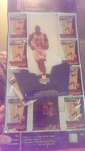 1998 Michael Jordan Superstar Commemorative Set