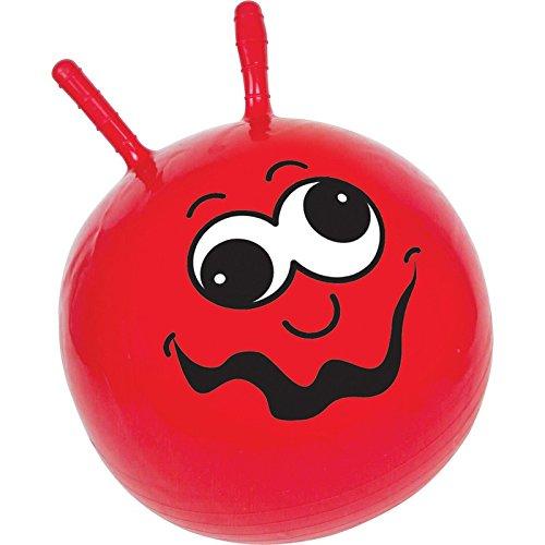 Tobar- 28983 Junior Space Hopper Red, Colore Rossa
