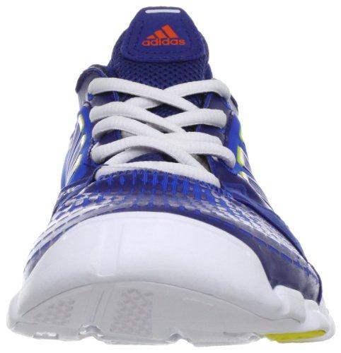 adidas Adipure Trainer 360 - Zapatillas de correr de material sintético hombre azul - Blau (Dark Blue F12 / Dark Blue F12 / Vivid Yellow S13)