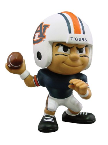 Ncaa Figurine (Lil' Teammates Auburn Tigers Quarterback NCAA Figurines)