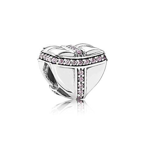Pandora Femme  925  Argent|#Silver    rose Zircon FASHIONOTHER