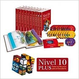 Nivel 10 Plus. PRECIO EN DOLARES: VV.AA., 10 Vol. (8 LIBROS ...