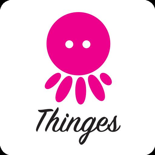 Thinges: Shop Handmade Asia