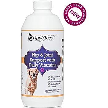 Amazon.com : NUSENTIA Liquid Dog Vitamins Supplement
