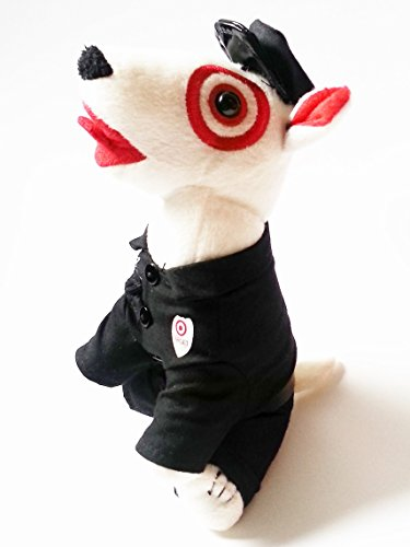 8' Bullseye Target (Target Bullseye Security Guard 8'' Plush Dog)