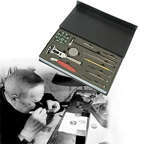 DSA Trae Shop Watch Repair Tool Link Remover Holder Spring Bar Kit Case Opener Screwdriver Set