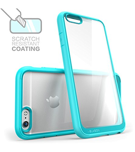 iPhone Scratch Resistant i Blason Blue