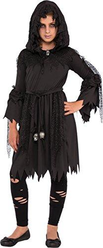 Rubies Costume Cloak of Darkness Teen Costume, Medium, Multicolor