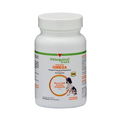 Vetoquinol 410497 AllerG-3 Capsules,60-Count