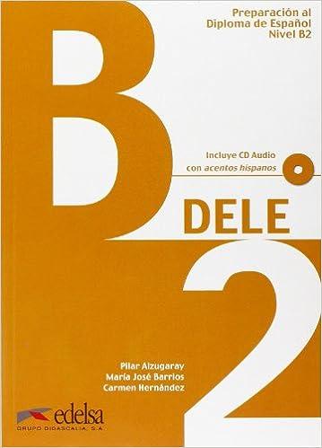 amazon dele intermedio b2 preparación al diploma de espanol