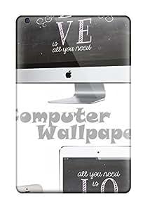 Defender Case For Ipad Mini/mini 2, Awesome Free February Blackboard At Tidymom Pattern