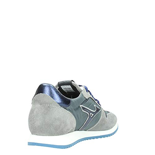 D1GE181227 MIZUNO1906 Blue Edition Limited Etamin2 10 Sneakers Blue Grey Uomo 43 Grey 1OBwqO