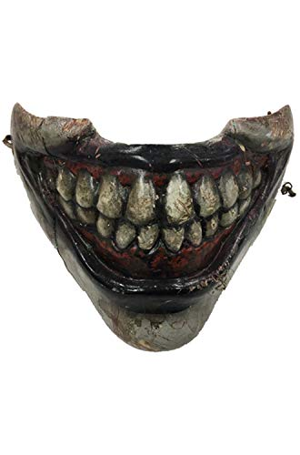 Trick or Treat AHS Twisty the Clown Plastic Mouth Attachment-Standard ()