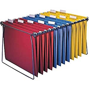 Amazon Com Staples Hanging File System With Frame