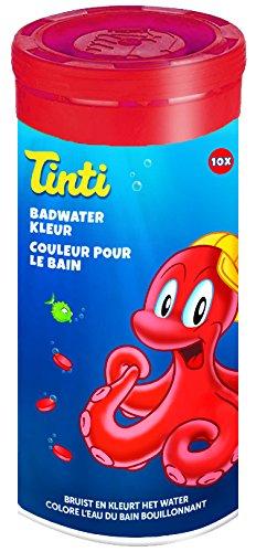 Tinti Couleurs pour Le Bain, 20000190, Rouge