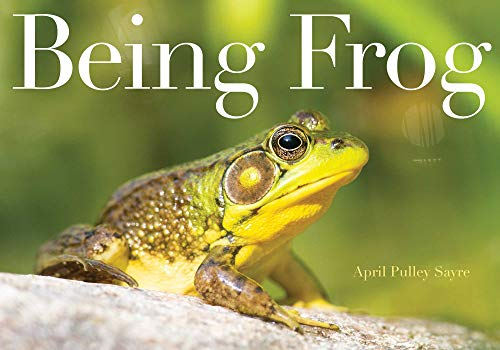Book Cover: Being Frog