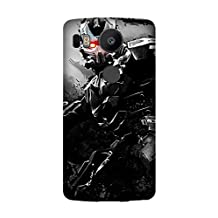 LG Nexus 5X/Google Nexus 5X Case, Protective Case Bumper Scratch-Resistant Perfect Fit Ultra Slim Game Killzone 3 Case for LG Nexus 5X/Google Nexus 5X