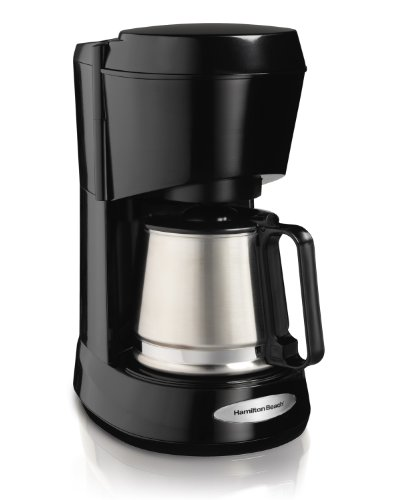 Hamilton Beach Coffee Stainless 48137