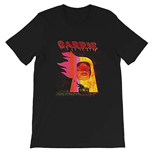 Chloe Grace Moretz Halloween (Carrie Splat Sissy Spacek Chloe Grace Moretz Horror Halloween Blood Zombie Gift Men Women Unisex T-Shirt Sweatshirt)