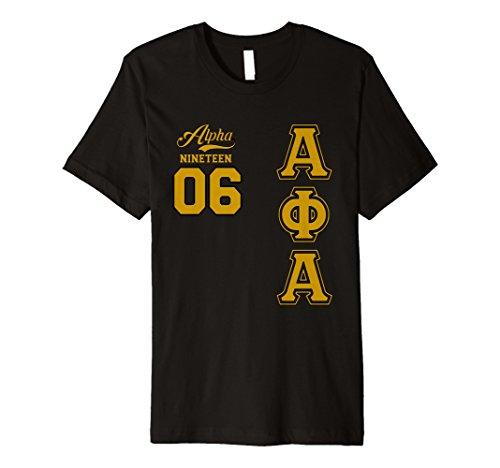 Mens Alpha Phi Alpha // Alpha Phi Alpha Shirt // APhiA Shirt