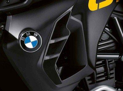 BMW F800GS Wind Deflectors