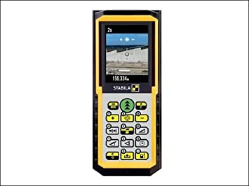Laser Entfernungsmesser Stabila : Stabila ld laser entfernungsmesser m reichweite amazon