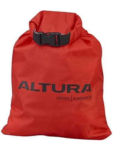 Altura Tasche Dry - 2 Litre Rot (One Size , Rot)