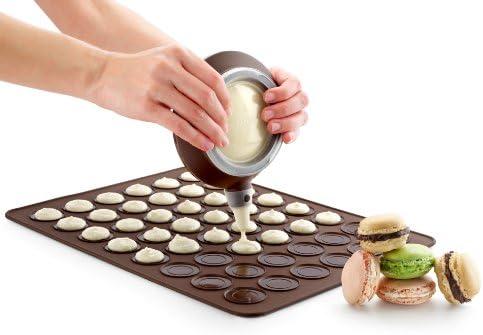 Lekue Set De Cuisson Pour Faire Macarons Maison Amazon Fr Cuisine Maison