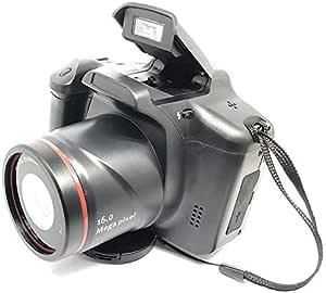 Câmera digital XJ05 SLR 4X Zoom digital 2, 8 polegadas