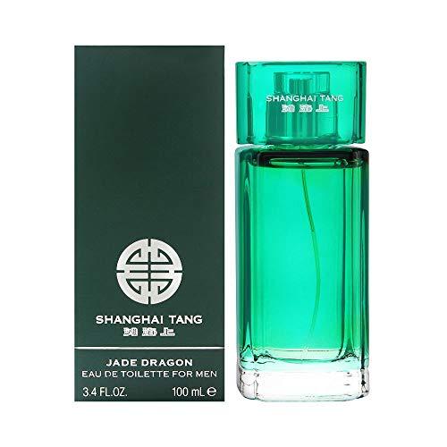 Jade Dragon by Shanghai Tang for Men 3.4 oz Eau De Toilette Spray Desire Scented Eau De Toilette