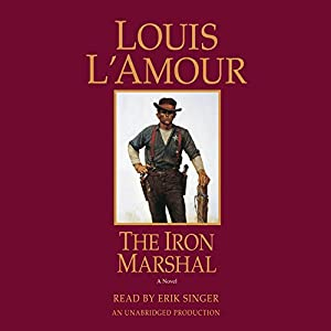 The Iron Marshal Audiobook